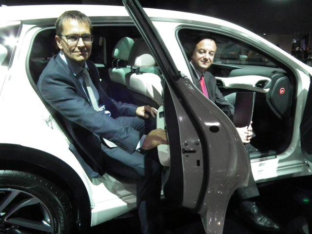 Adam Pietkiewicz i Jacek Drogosz, współwłaściciele Holdingu 1