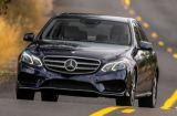 Mercedes Klasy E – Zmiana warty