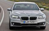 Jedzie nowe BMW Serii 5 [VIDEO]