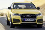 Audi Q3 w nowszym ubranku