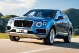 Bentley Bentayga pomknie z mocą diesla