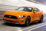 Ford Mustang po kuracji odmładzającej