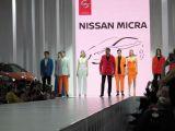 Nissan Micra w świecie mody