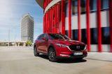 Mazda CX-5 – studium duszy czerwonego kryształu
