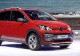 Volkswagen up! na bogato