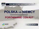 Polska rajem dla Niemców - porównanie cen aut