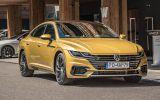Volkswagen Arteon i spółka w teście Euro NCAP
