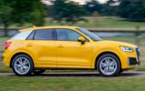 Potrzebne poprawki w Audi A3 i Q2