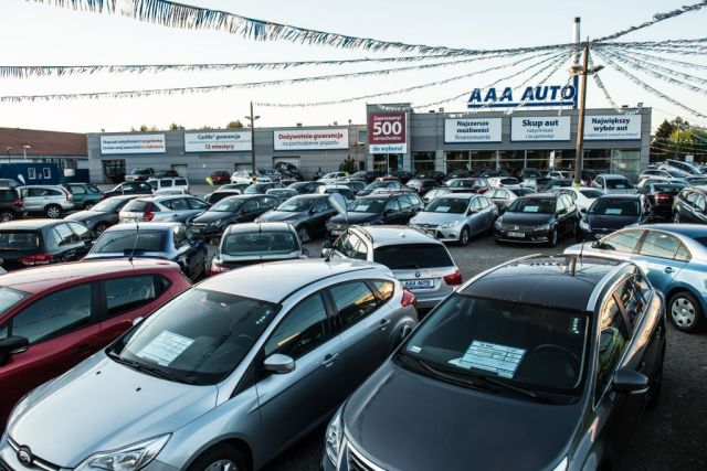 Aaa Used Cars >> Used Cars Aaa Auto Set For Further Expansion In Poland Www Samar Pl