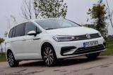 Volkswagen Touran 2.0 TDI DSG Highline R-line - Dla tych, co kochają podróże