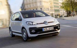 Volkswagen up! GTI (2018)