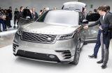 Range Rover Velar wyceniony