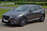 Mazda CX-3 2.0 AWD SkyPassion - Rekreacja na sportowo