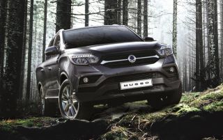 SsangYong Musso (2018)