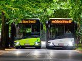Flota elektrycznych Solarisów w Jaworznie