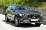Volvo XC60 trzyma się mocno