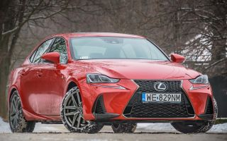 Lexus Is200t F Sport (2017-)