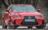 Lexus IS 200t F Sport - To Lexus nas prowadzi