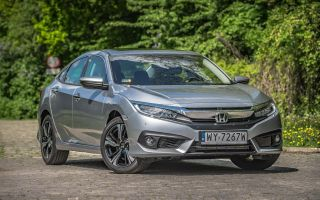 Honda Civic X Sedan 1.5l CVT