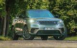 Range Rover Velar - gentleman na safari