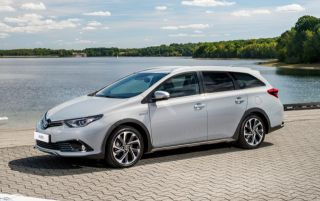 Toyota Auris II FL Freestyle (2018)