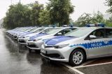 Aurisy w policyjnej służbie