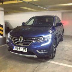Pierwsze sztuki Renault Koleos już w Polsce