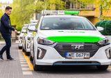 Hyundai Ioniq dla EcoCar