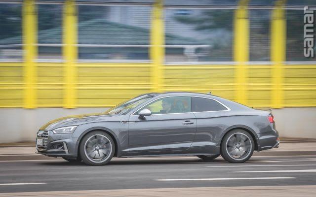 Audi S5 Quattro