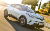 C-HR trzecią siłą Toyoty w Polsce