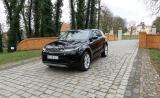 Range Rover Evoque: przybrał na masie