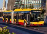 Autobusy Urbino CNG dla Warszawy