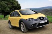 Polska: SEAT Altea Freetrack z nowym silnikiem